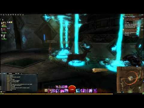 GW2 Guild Puzzle Proxemics Lab