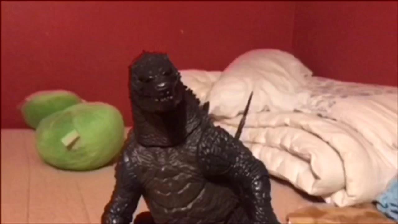 Intro To Godzilla Island