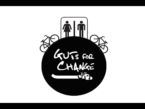 GutsForChange  THE MOVIE Cycling from Germany to India for Toilets