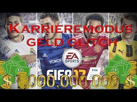 FIFA 17 ► KARRIEREMODUS GELD GLITCH   UNENDLICH VIEL GELD BEKOMMEN !!!! ★ 1 MILLIARDE !!!