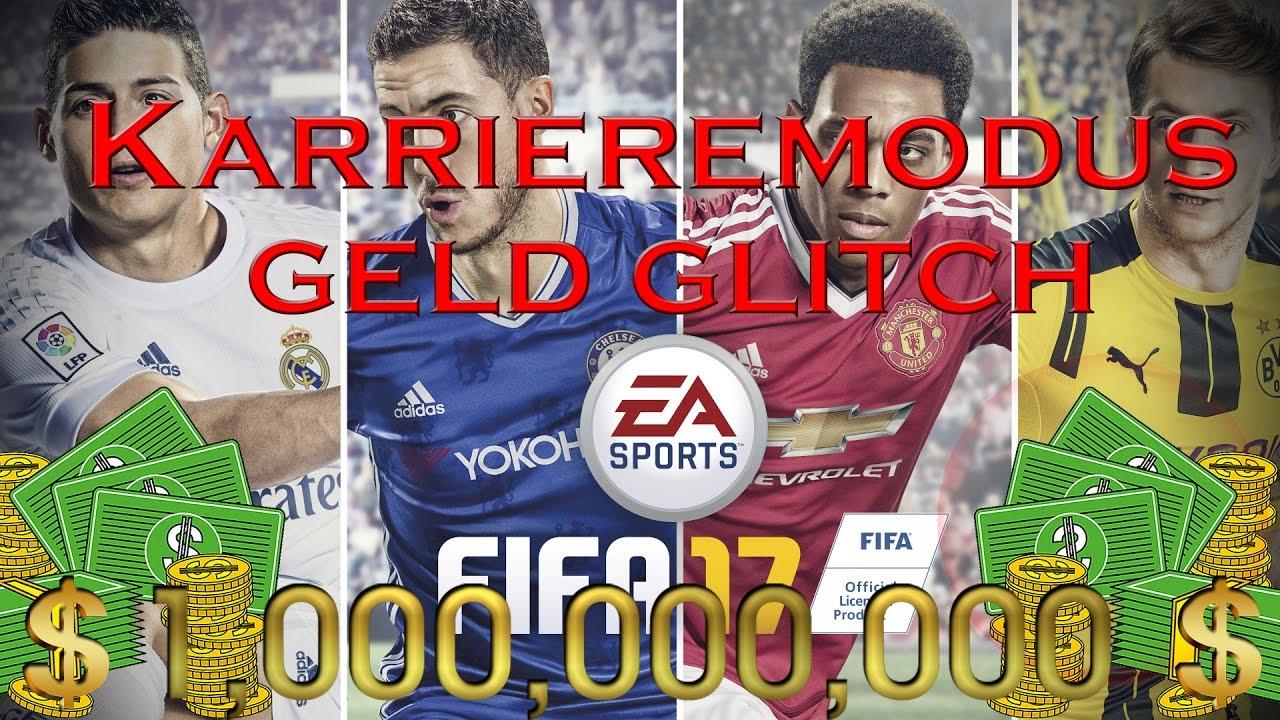 Fifa 17 Karrieremodus Geld