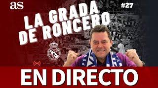 RONCERO EN DIRECTO | REAL MADRID - CHELSEA, la SUPERLIGA, las bajas... | AS