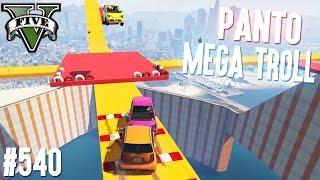 PANTO LEVEL ASIAN - MEHR TROLL GEHT NICHT! (+DOWNLOAD) | GTA 5 - CUSTOM MAP RENNEN