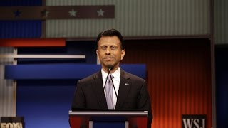 Bobby Jindal ends his sad, pathetic presidential campaign