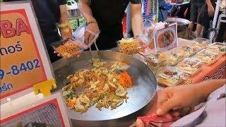 Thai Stir Fry Noodles
