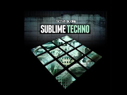 Sublime Techno Maschine and Ableton Live Expansion Pack