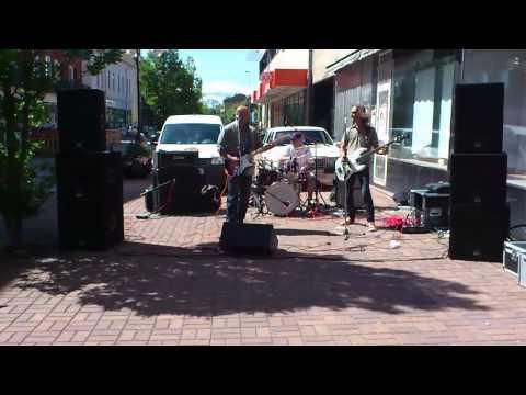 Bonedog live @ Gatubluesen Kristinehamn 21 Juli