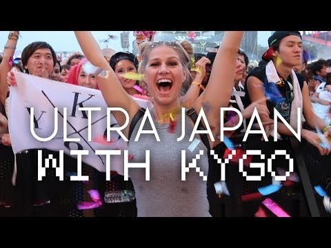 ULTRA JAPAN + my interview with Kygo!!! Tokyo Vlog #4