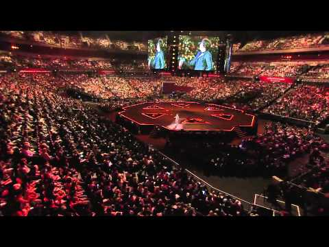 Joseph Prince Speaking At Hillsong Conference 2012 - YouTube
