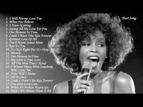 Whitney Houston - I Will Always Love You (Official Music ...