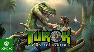 Turok Xbox One Trailer