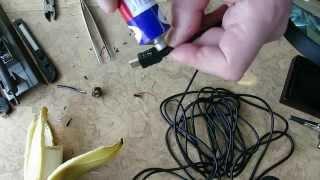 видео Автомобильные зарядные устройства для mini и micro-USB портов