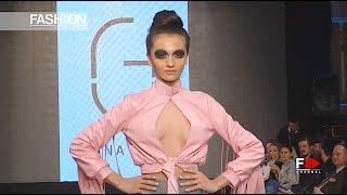 GINA CAS ROMANIAN FASHION PHILOSOPHY Fall Winter 2017 2018   Fashion Channel