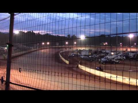 North Georgia Speedway 600cc Mini Sprint   May 9, 2015