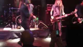 KROKUS - Rock City / Better Than Sex / Dog Song - 05/05/15 - Las Vegas - Count's Vamp'd