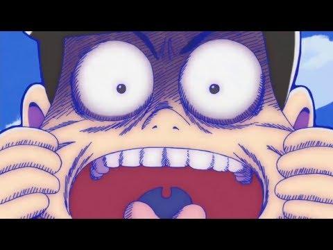 おそ松さん 面白い瞬間   Osomatsu san Funny Moments #01 HD