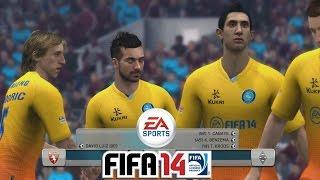 Fifa 14 Ultimate Team - Pack Opening y el Partido mas Importante por el paso de Division