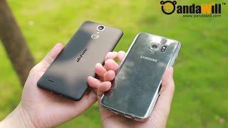 Ulefone Vienna VS Samsung S7 edge