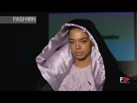 KIM TIZIANA ROTTMULLER Spring Summer 2019 Global Fashion Collective New York - Fashion Channel