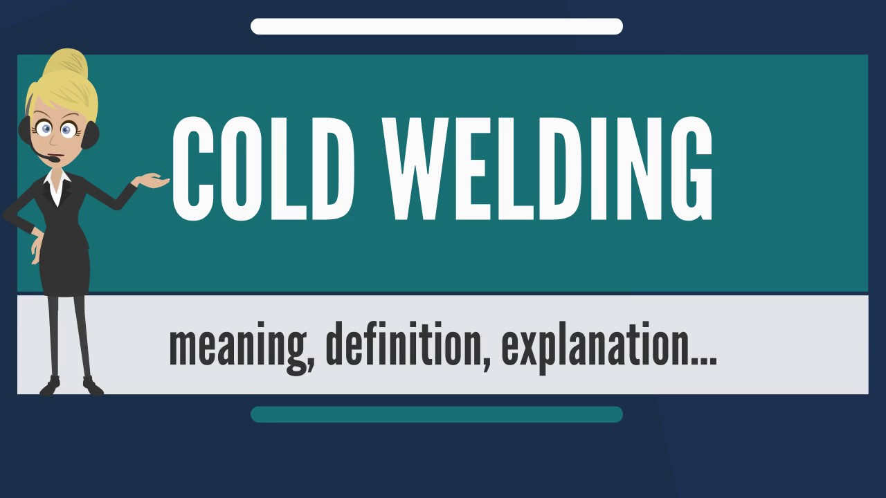 Cold welding: types and features 84