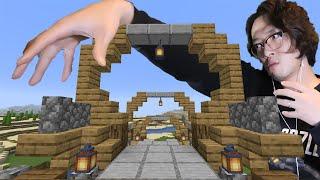 【カズ世界】お洒落な橋を掛ける任務を遂行しました!!:まぐクラ #43【マイン…