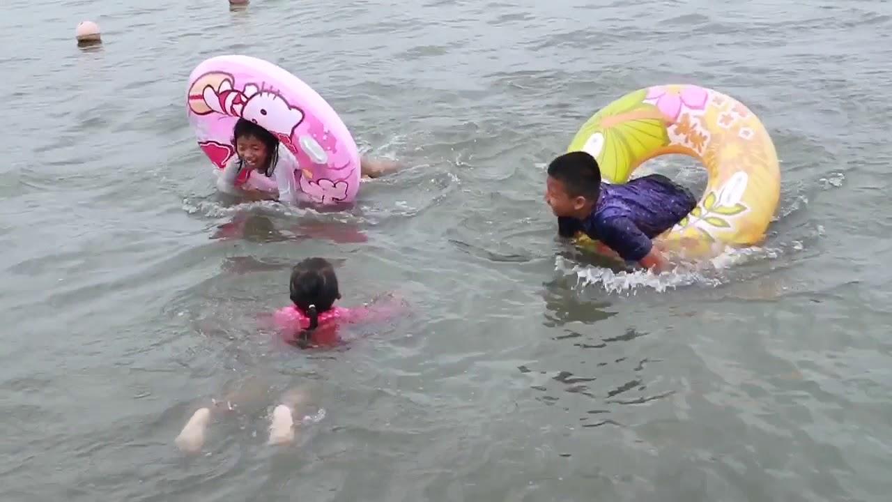 Liburan Pantai Lumban Bulbul - YouTube