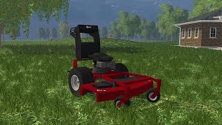 "[""Stand"", ""Mower"", ""Exmark"", ""Deck"", ""Blades"", ""Grass"", ""Yard"", ""Lawn"", ""Stripes"", ""Lawns"", ""Houses"", ""Driveway"", ""Truck"", ""Cummins"", ""Dodge"", ""Ram"", ""Trailer"", ""Felling"", ""Ramps"", ""Casters"", ""Kohler"", ""Briggs""]"