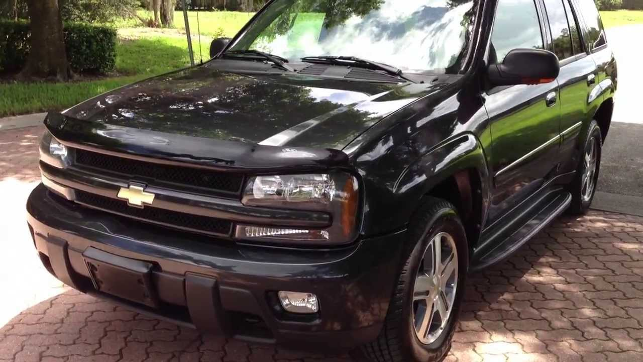 2005 Chevy Trailblazer Lt 4x4 View Our Cur Inventory At Fortmyerswa You