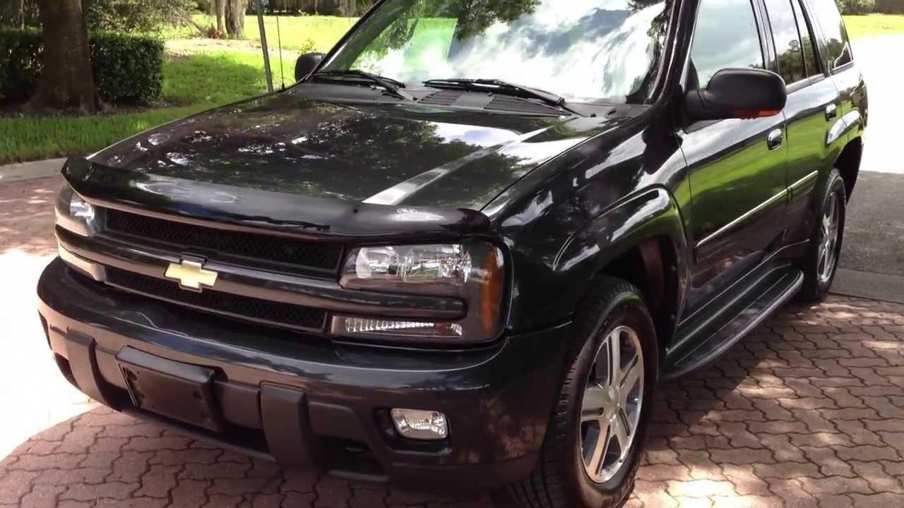 Blazer black chevy trailblazer : 2005 Chevy Trailblazer LT 4X4 - View our current inventory at ...