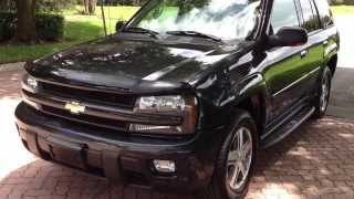 2005 Chevy Trailblazer LT 4X4 - View our current inventory at FortMyersWA.com