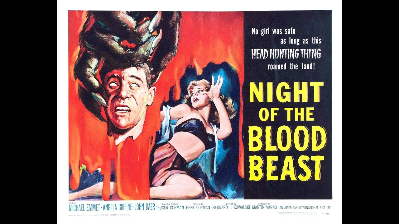 Download Night of the Blood Beast,  1958 Full Movie