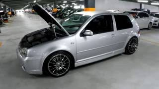 2002 Volkswagen Golf R32 3.2L V6, 6spd & AWD at Japanese (JDM) Car Auction