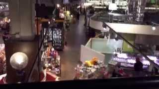 Wholefoods Lincoln Park: enorme biologische winkel met restaurantjes en werkcafe