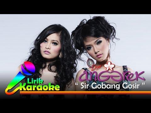 Duo Anggrek - Sir Gobang Gosir - Video Lirik Karaoke Musik Dangdut Terbaru - NSTV