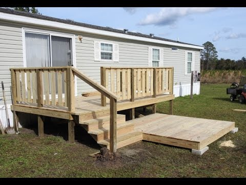 How to Build Porches Small Mobile Home Porch Plans Diy on deck plans, diy screened in back porch ideas, mobile home covered porch plans, diy decks and porches, double wide mobile home floor plans,