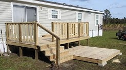 How to Build Porches