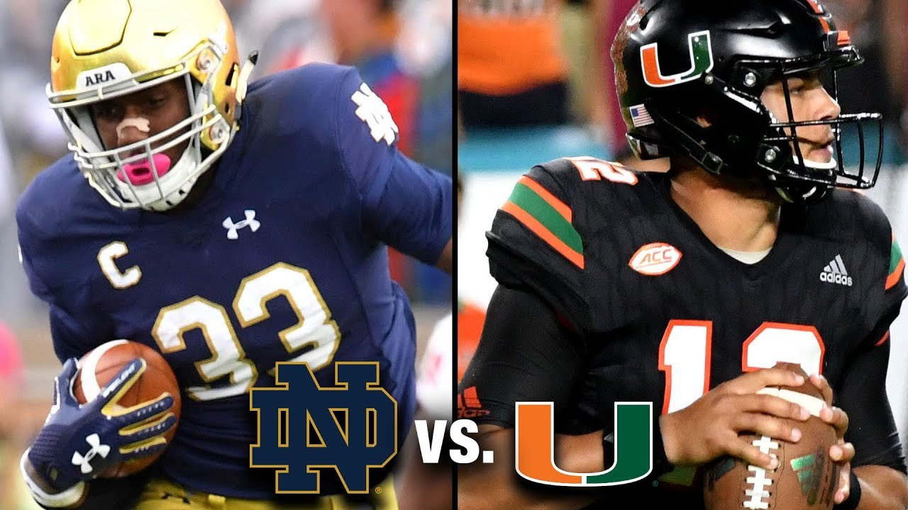 Notre Dame vs. Miami Preview: A Rivalry Back On The National Stage