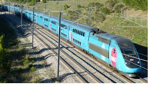 high speed train and TGV!