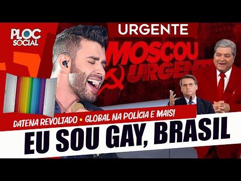 Bomba Datena revoltado • Gusttavi Lima se assume gay • Bruno Gagliasso na Polícia e mais notícias