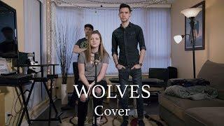 Wolves Selena Gomez Marshmello // Cover  HousePuzzle ft Emily Anne