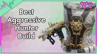 The Best Hunter Loadout for Aggressive Play - The Dragons Shadow Exotic Chest Review - Destiny 2
