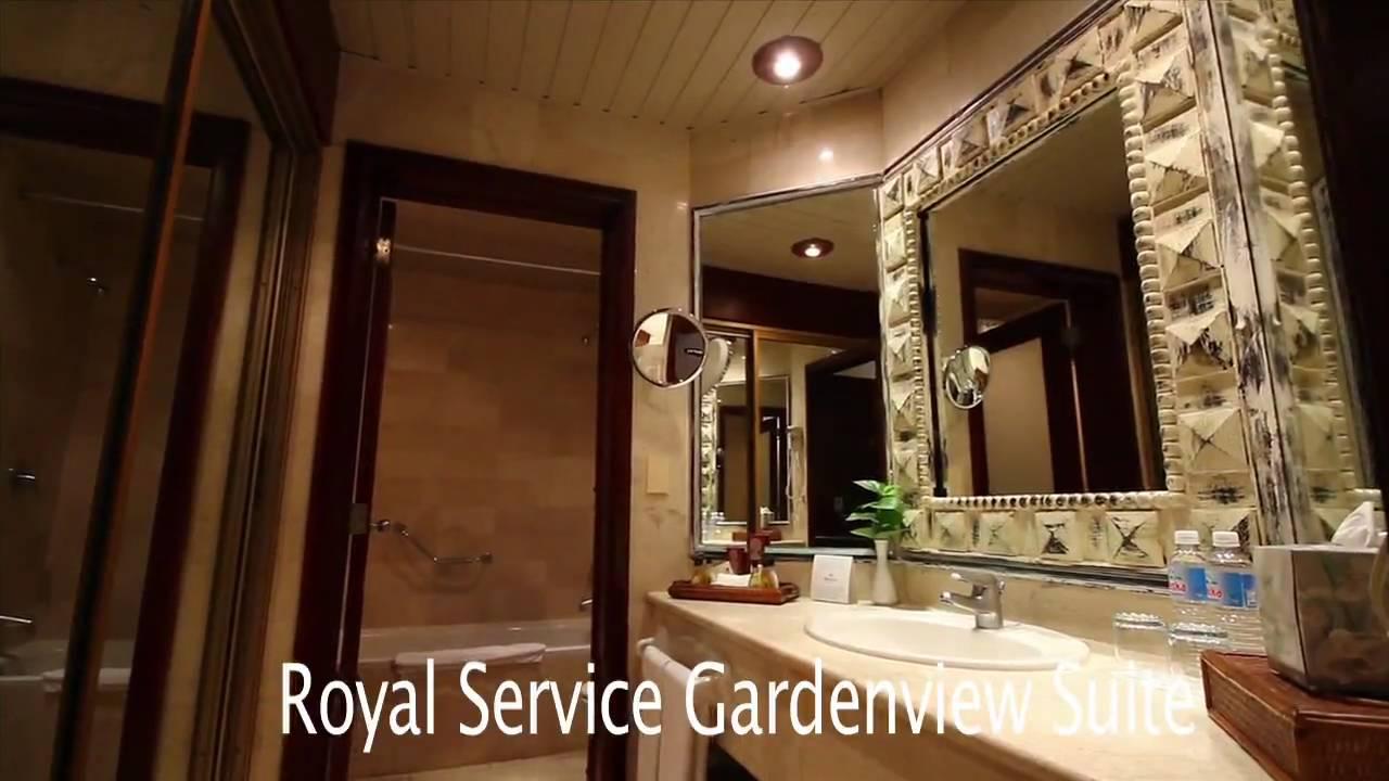 Paradisus Punta Cana  Royal Service Garden View Suite Room Preview  YouTube