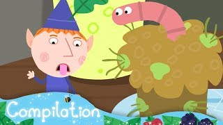 Ben and Holly's Little Kingdom | Giant Food | 1 Hour Compilation | HD Cartoons for Kids
