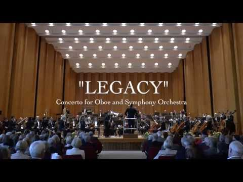 """""""LEGACY""""- Concerto for Oboe and Symphony Orchestra (Oscar Navarro)"""