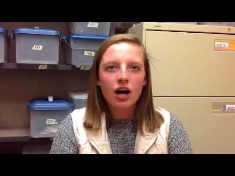 Teen of the Week: Paige Snyder - Dauer: 106 Sekunden