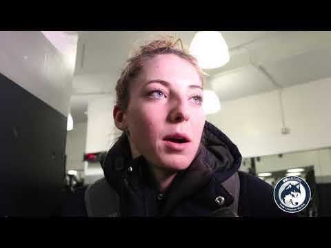 UConn WBB's Katie Lou Samuelson Postgame (Louisville):   2/12/18