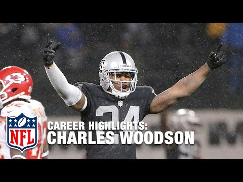 Best Moments of Charles Woodson