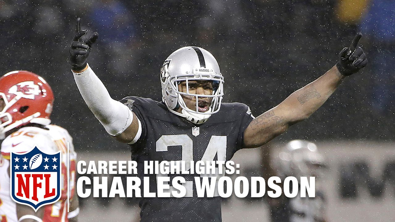 Best Moments of Charles Woodson's Career | NFL