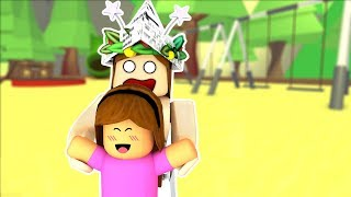ROBLOX-I was a mother for a day (Adopte Me)