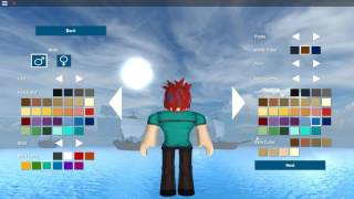 Roblox Arcane Adventures Character Creation episode #0